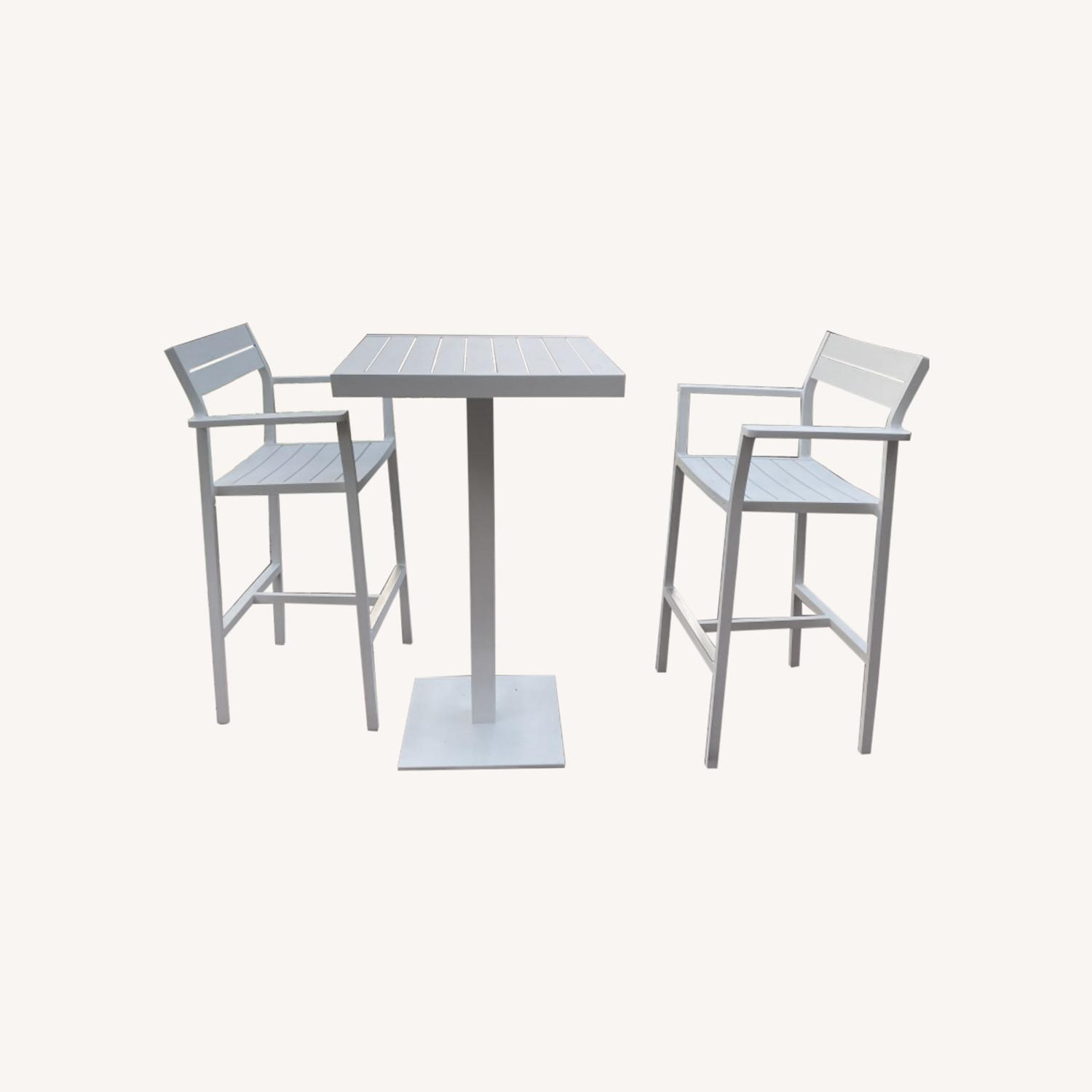 Design Within Reach EOS Bar Table and Chairs - image-0