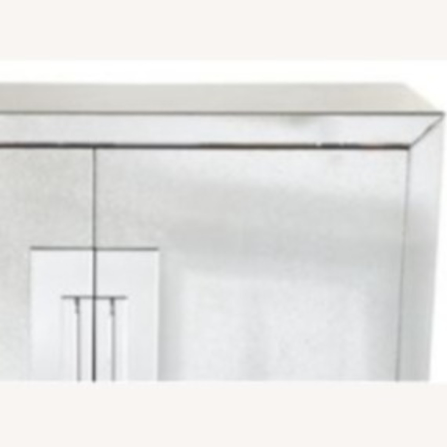 Horchow Lily Mirrored Contemporary Cabinet - image-2