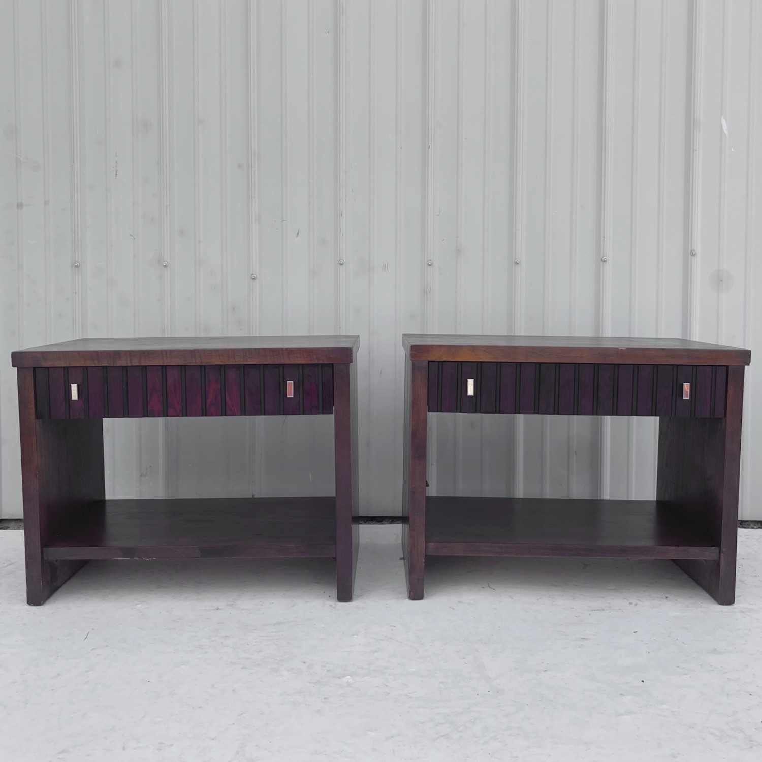 Mid-Century Nightstands by Lane Furniture - image-3