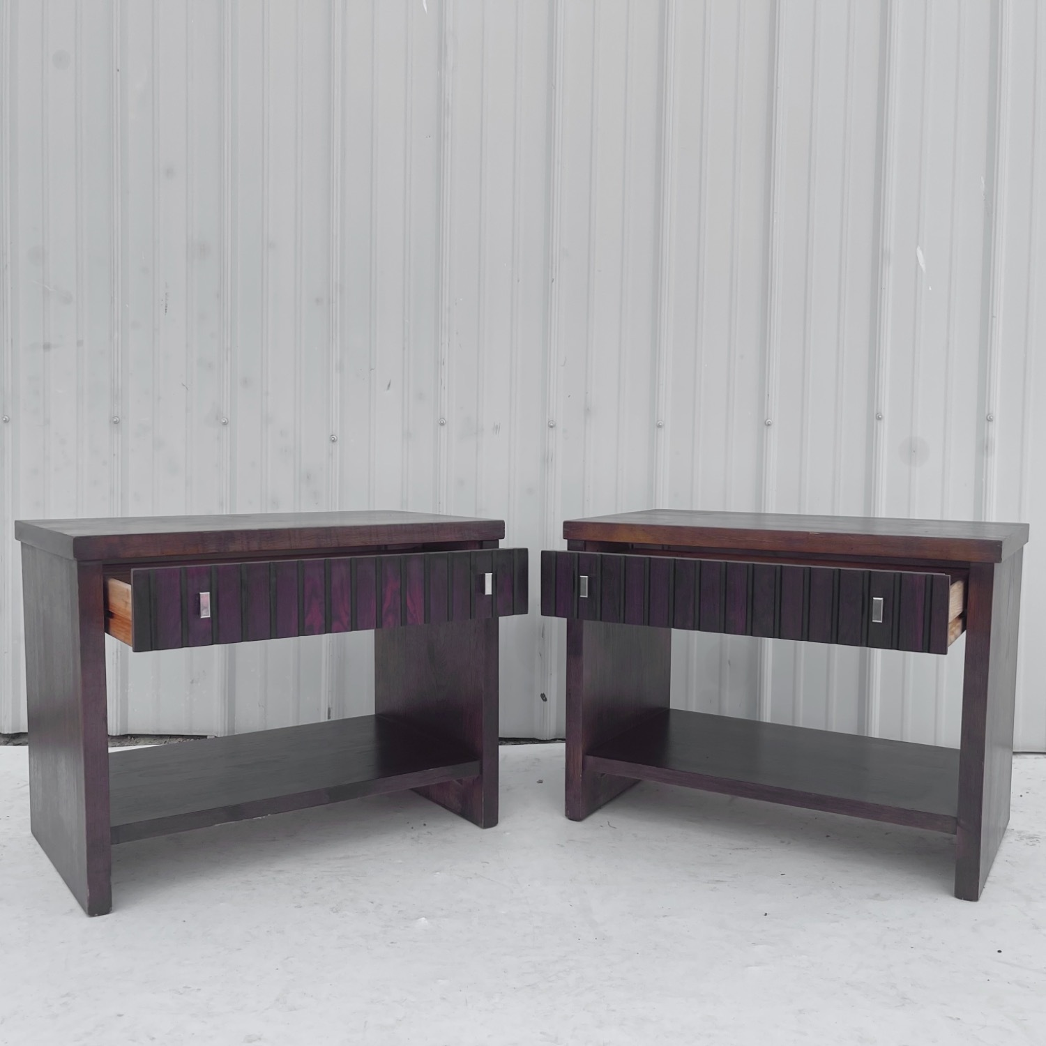 Mid-Century Nightstands by Lane Furniture - image-2