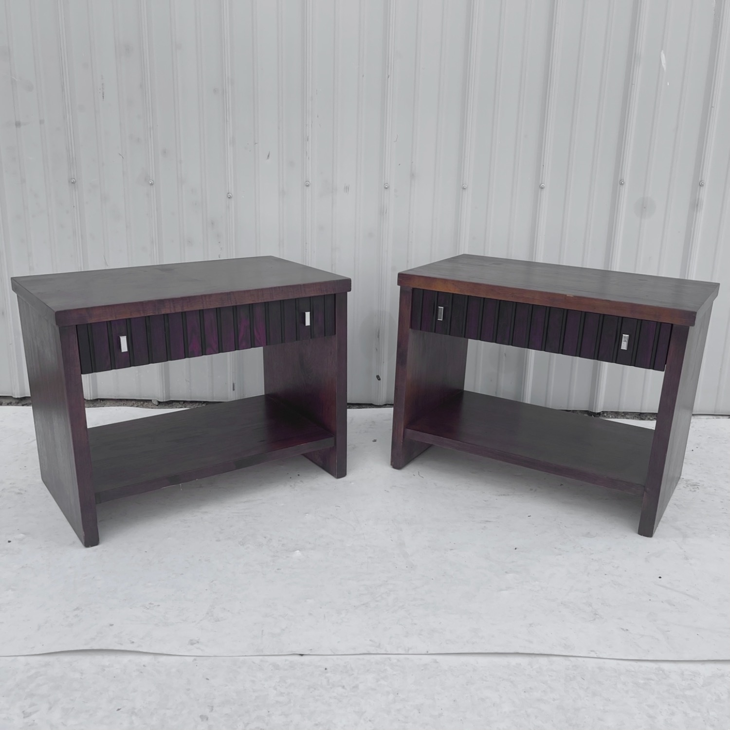 Mid-Century Nightstands by Lane Furniture - image-1
