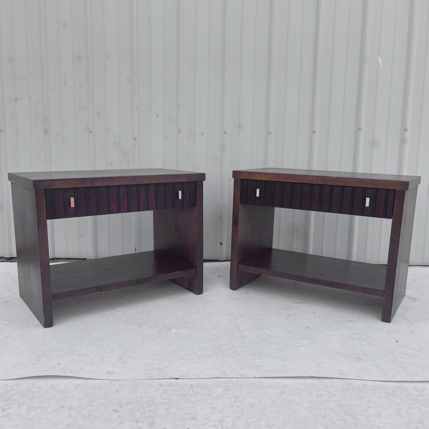 Mid-Century Nightstands by Lane Furniture - image-0