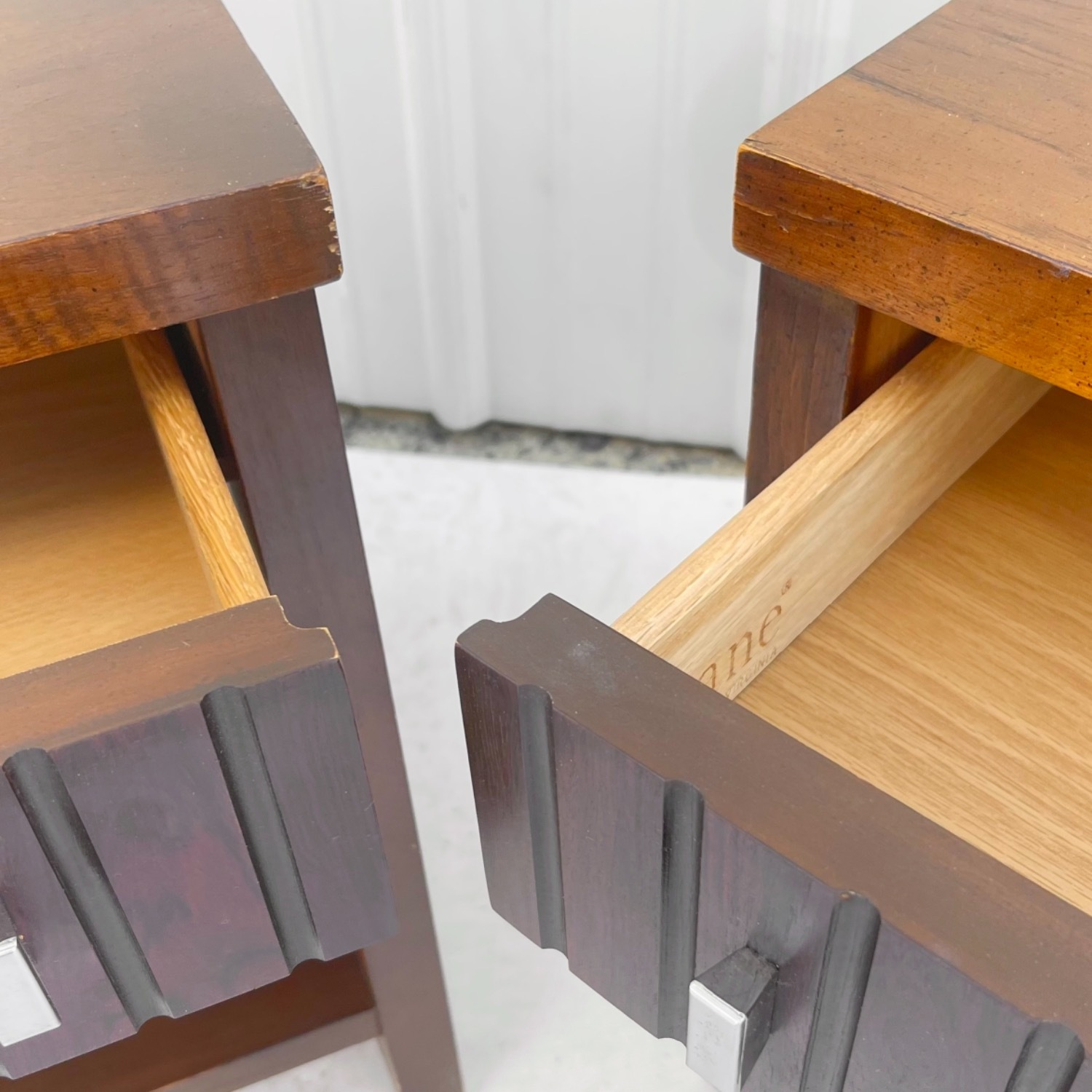 Mid-Century Nightstands by Lane Furniture - image-6