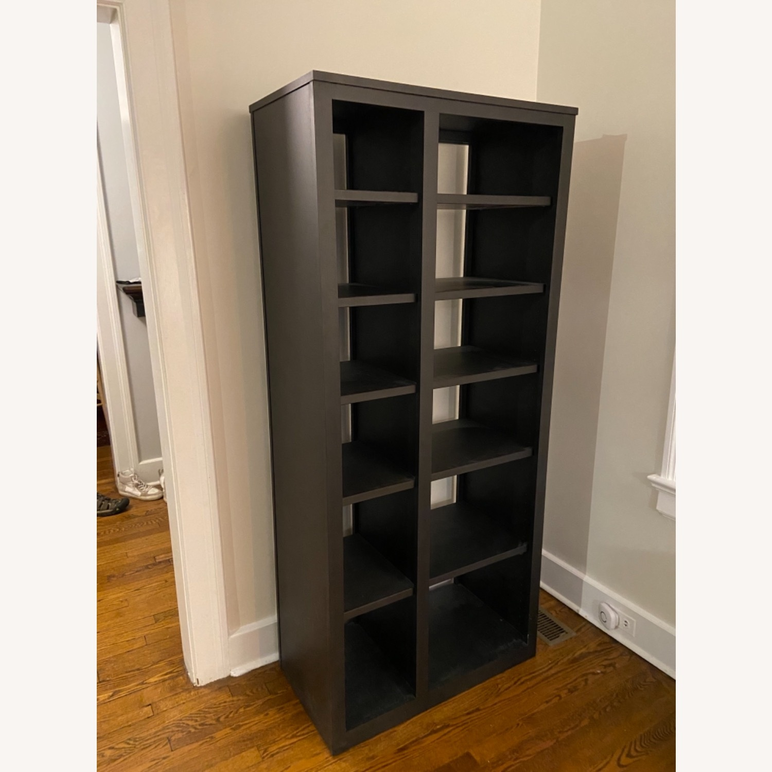 Room & Board Woodwind Bookcase - Charcoal - image-1