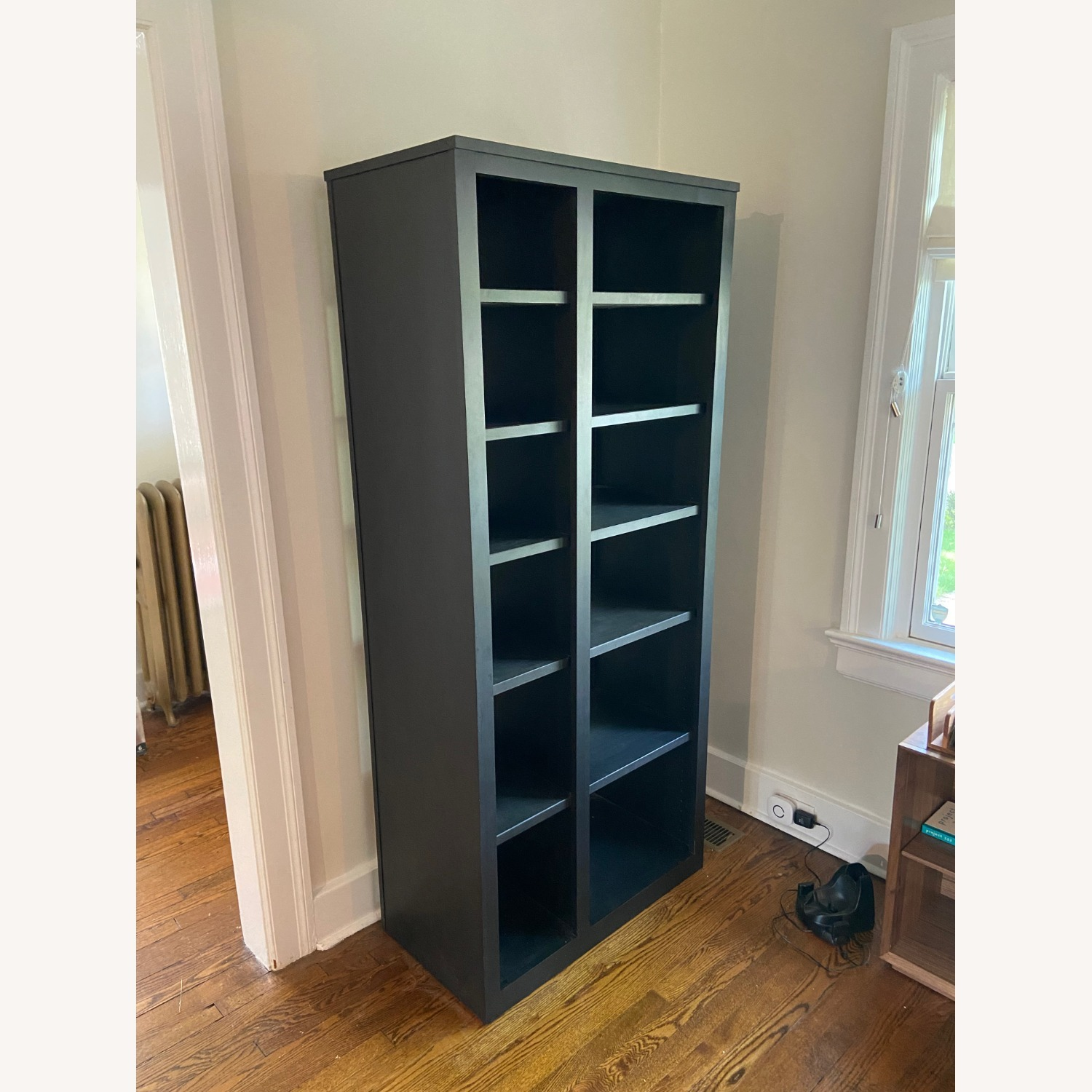 Room & Board Woodwind Bookcase - Charcoal - image-2