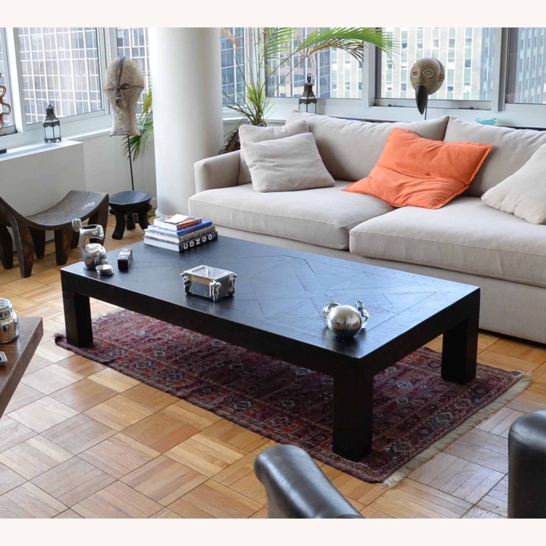 Crate & Barrel Bordeaux Coffee Table - image-1