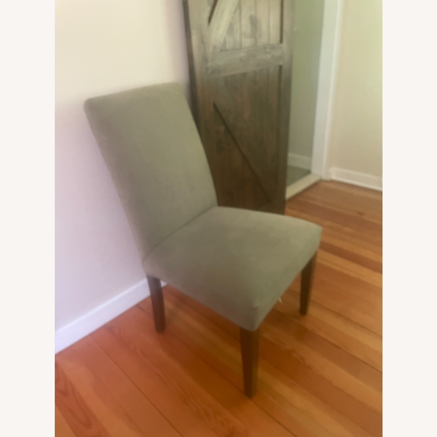 Crate & Barrel Dining Chairs (Set of 8) - image-3