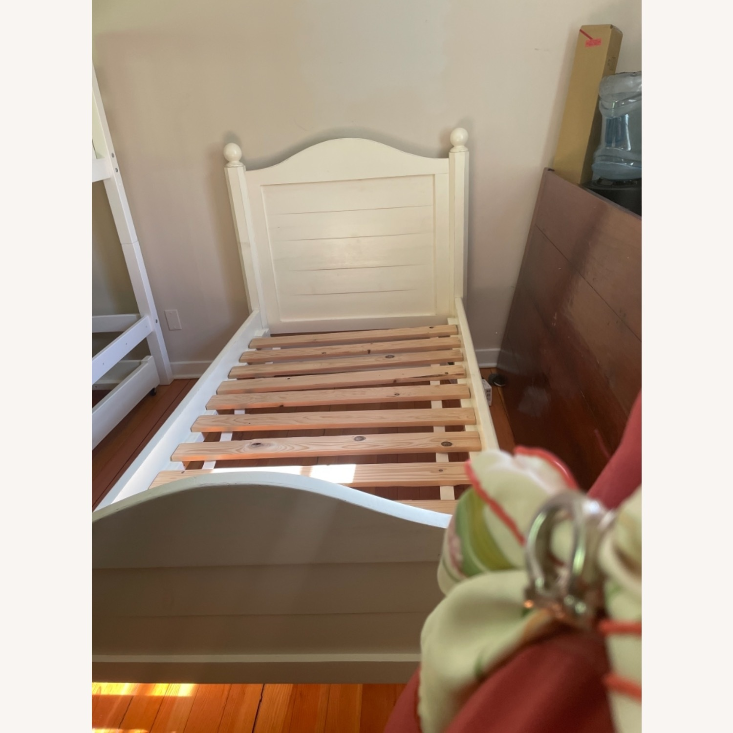 Land of Nod Twin bed with Trundle - image-2