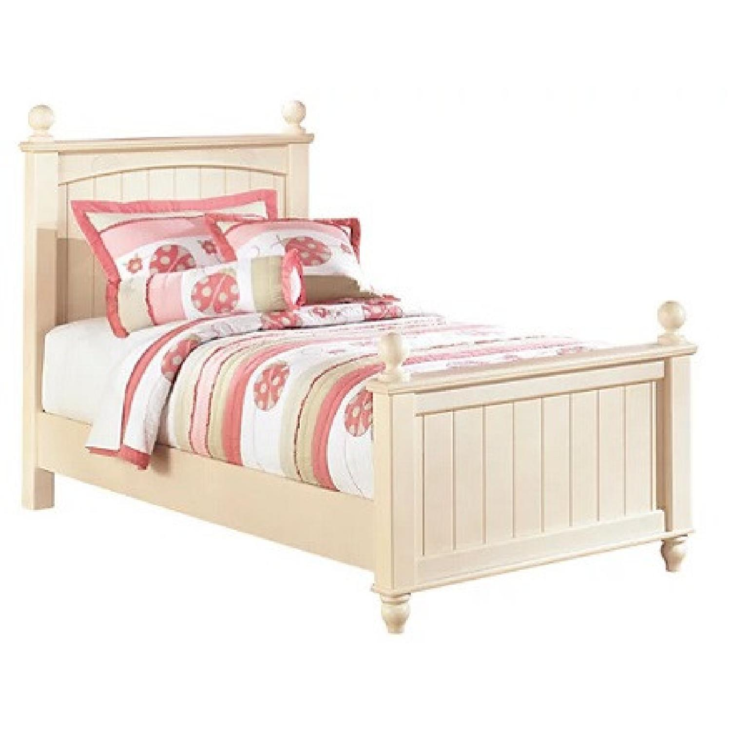 Ashely Furniture Twin Bed Frame - image-5