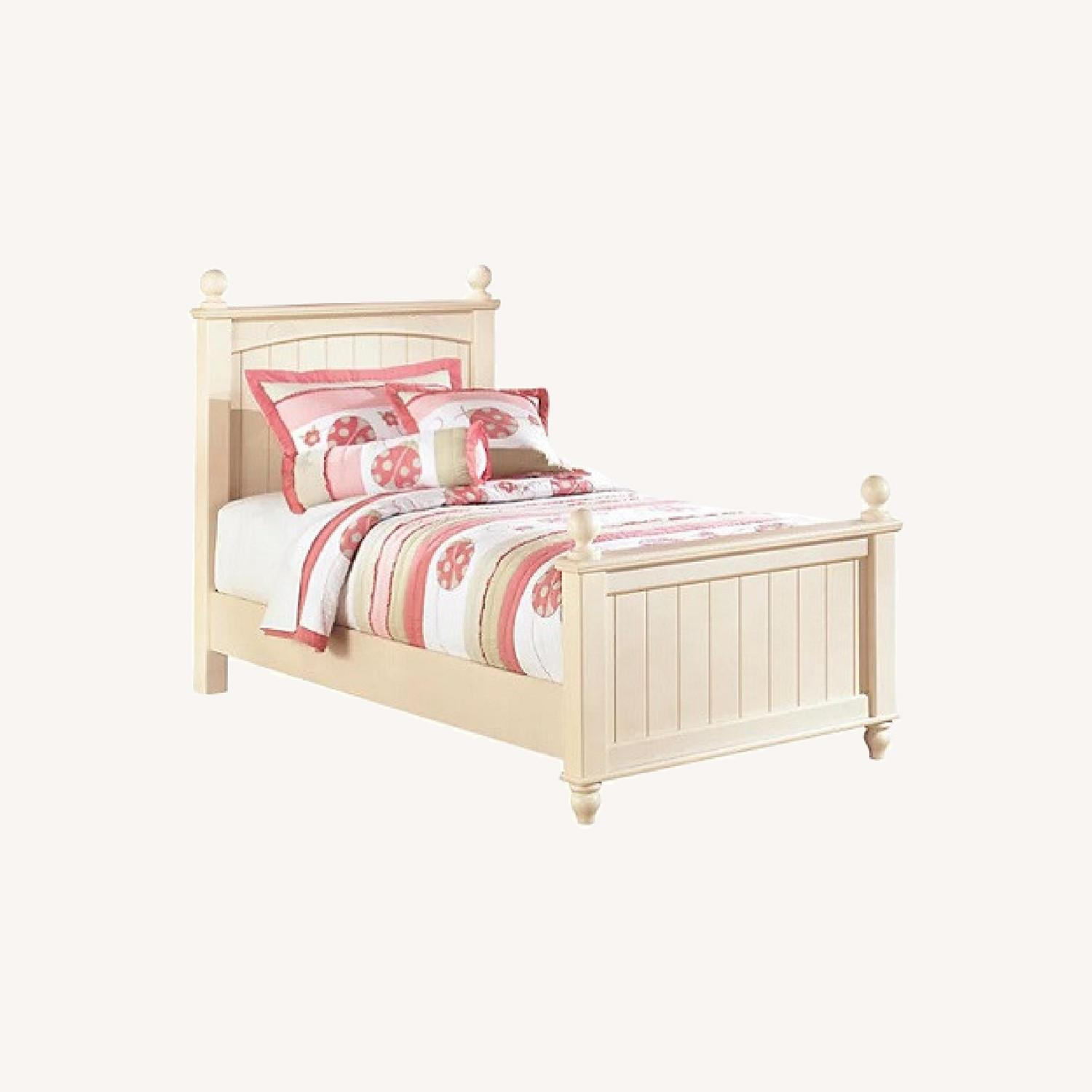 Ashely Furniture Twin Bed Frame - image-0