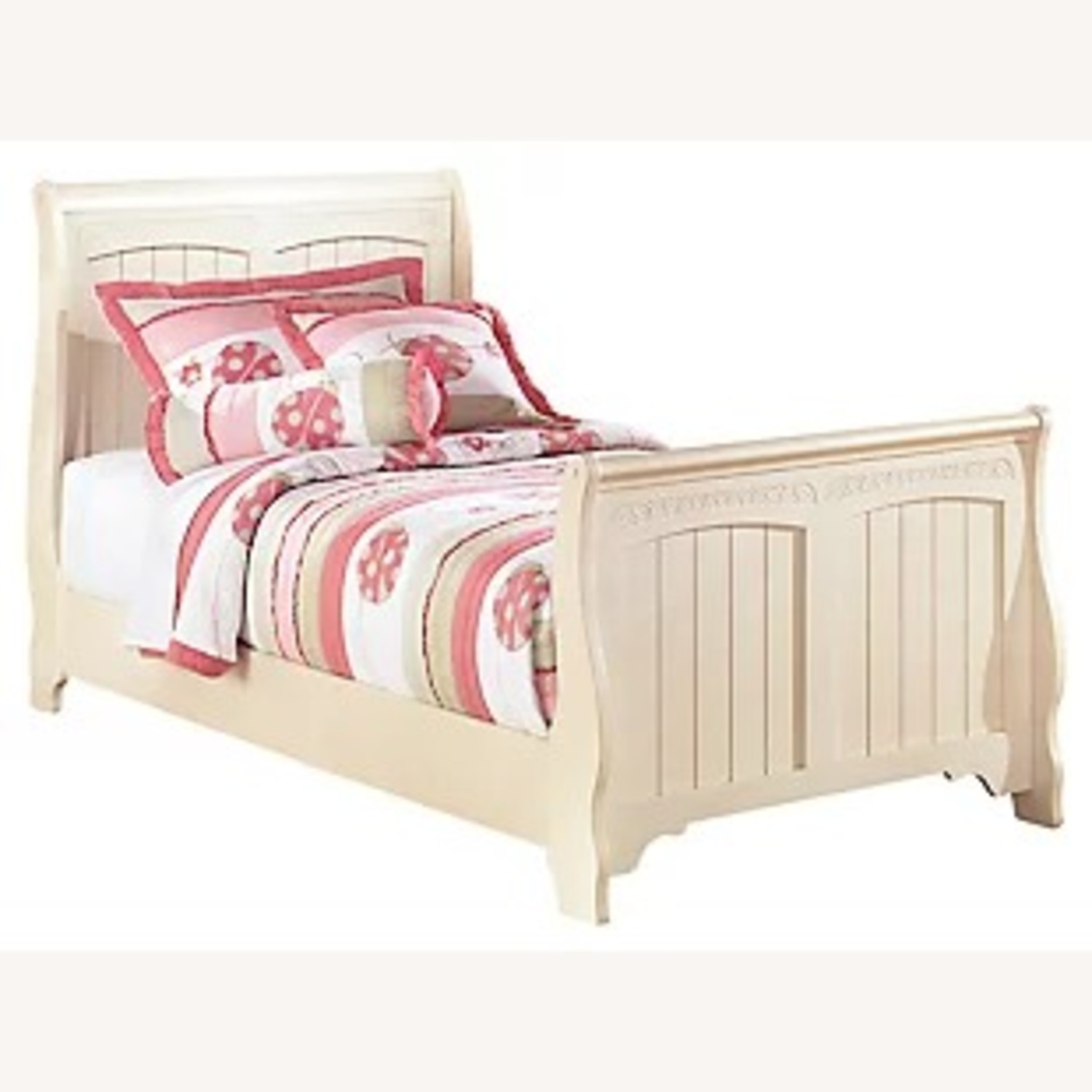 Ashely Furniture Twin Bed Frame - image-6