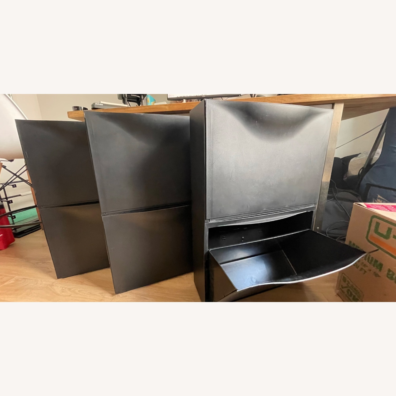 IKEA TRONES in Black (6 pack) - image-3