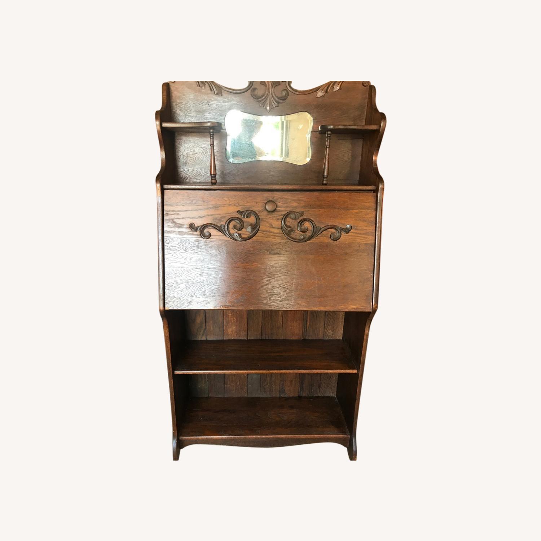 Antique Larkin Desk - image-0