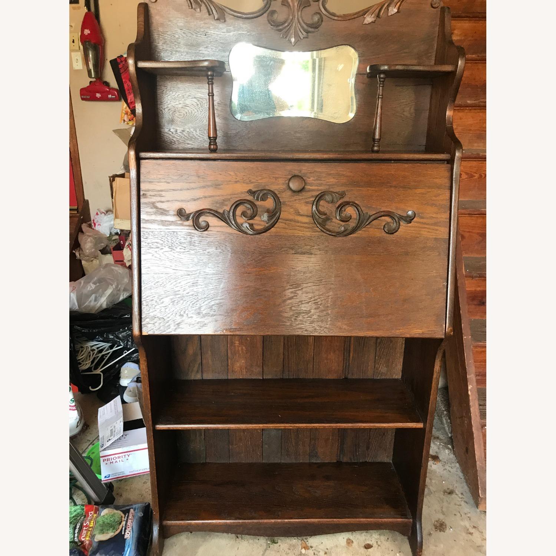 Antique Larkin Desk - image-1