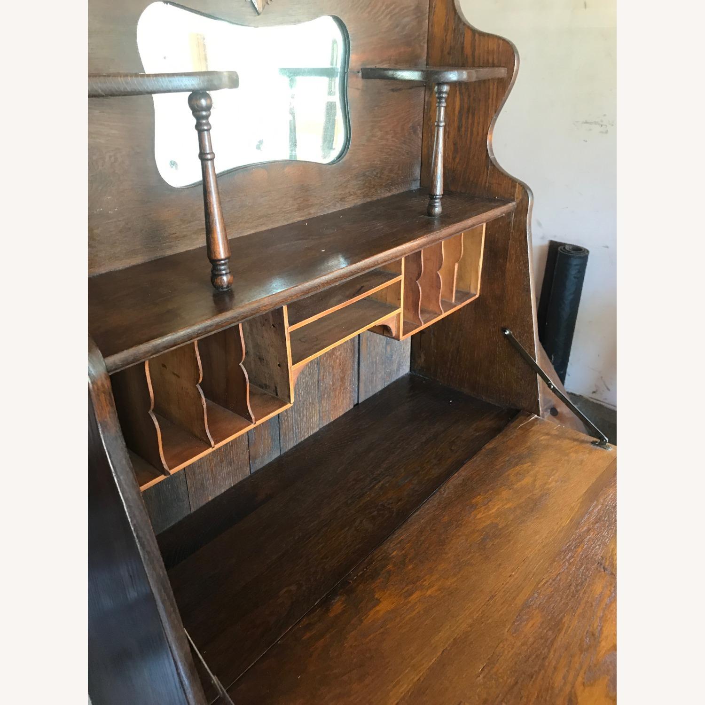 Antique Larkin Desk - image-4