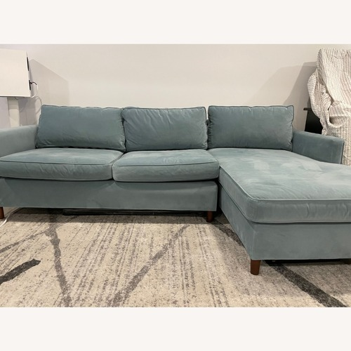 Used Mitchell Gold + Bob Williams Martin Sectional for sale on AptDeco