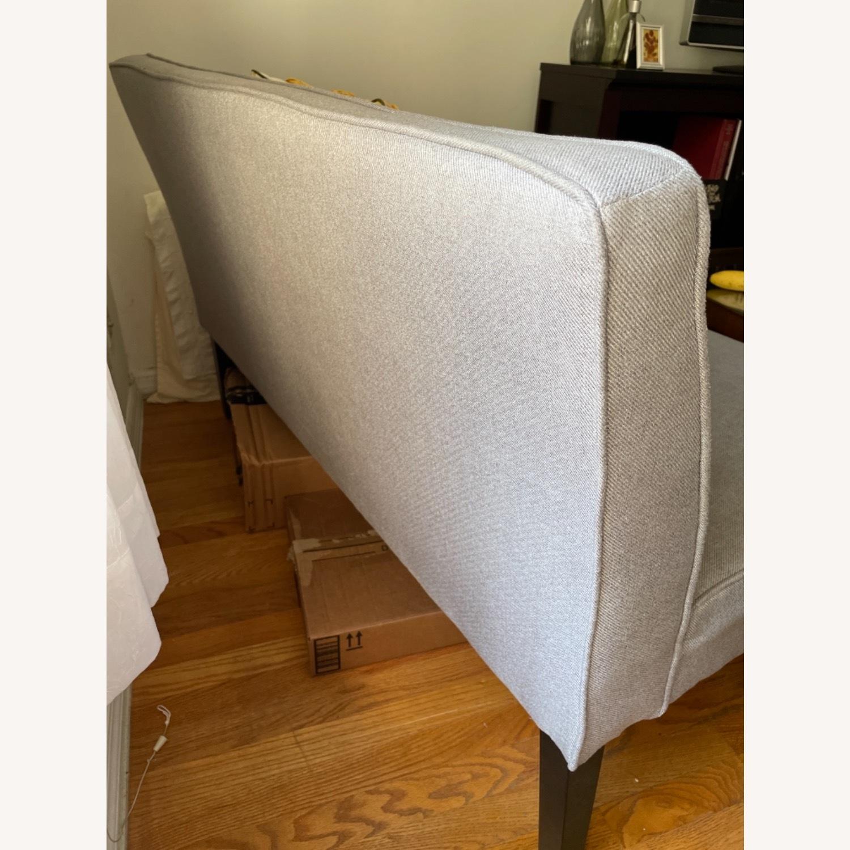 Wayfair Grey Fabric Couch - image-15