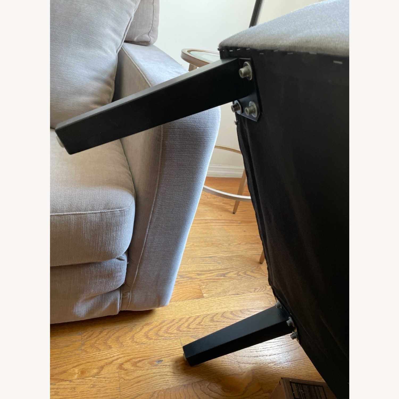 Wayfair Grey Fabric Couch - image-20