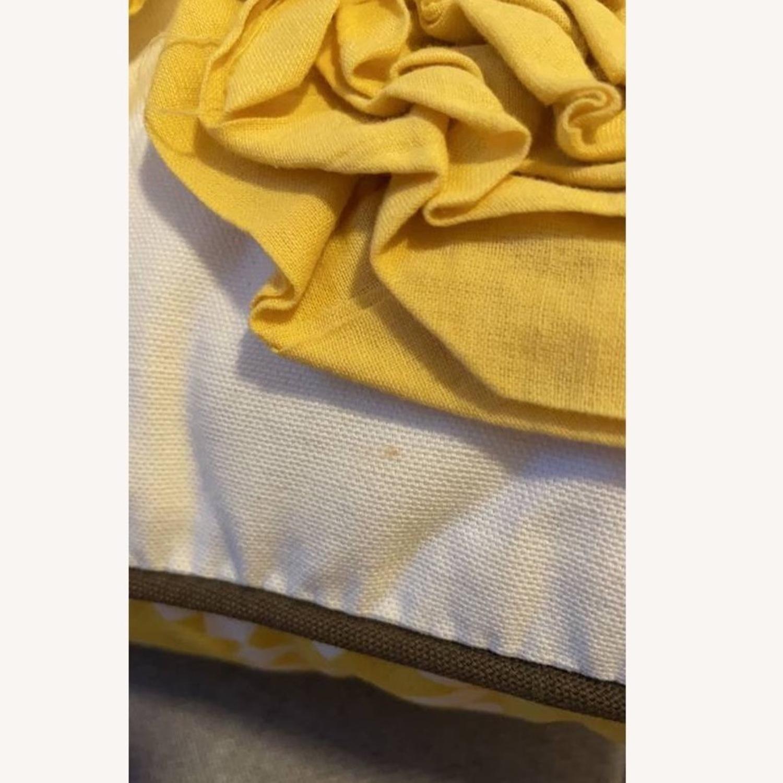 Floral & Geometric Accent Pillow - image-15