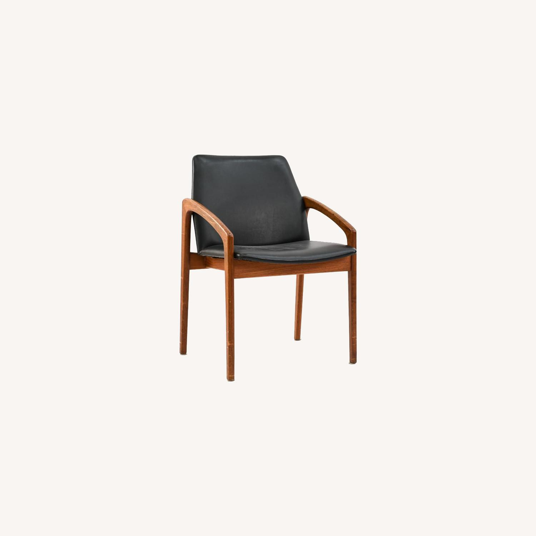 Danish Mid-Century Kai Kristiansen Chairs (Pair) - image-0