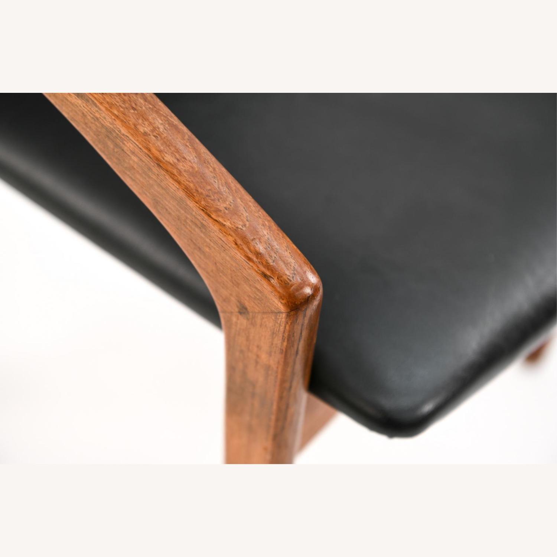 Danish Mid-Century Kai Kristiansen Chairs (Pair) - image-7