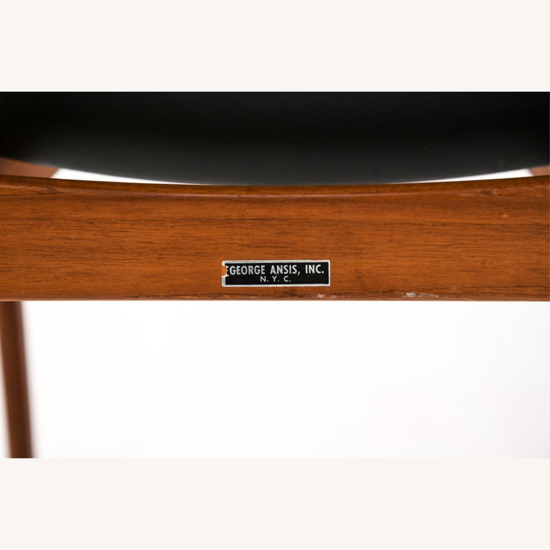 Danish Mid-Century Kai Kristiansen Chairs (Pair) - image-4