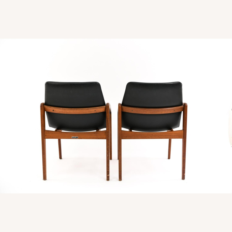 Danish Mid-Century Kai Kristiansen Chairs (Pair) - image-6