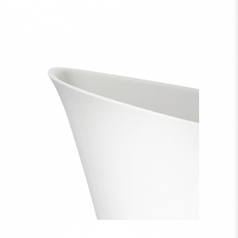 CB2 Poppy White Chair - image-6