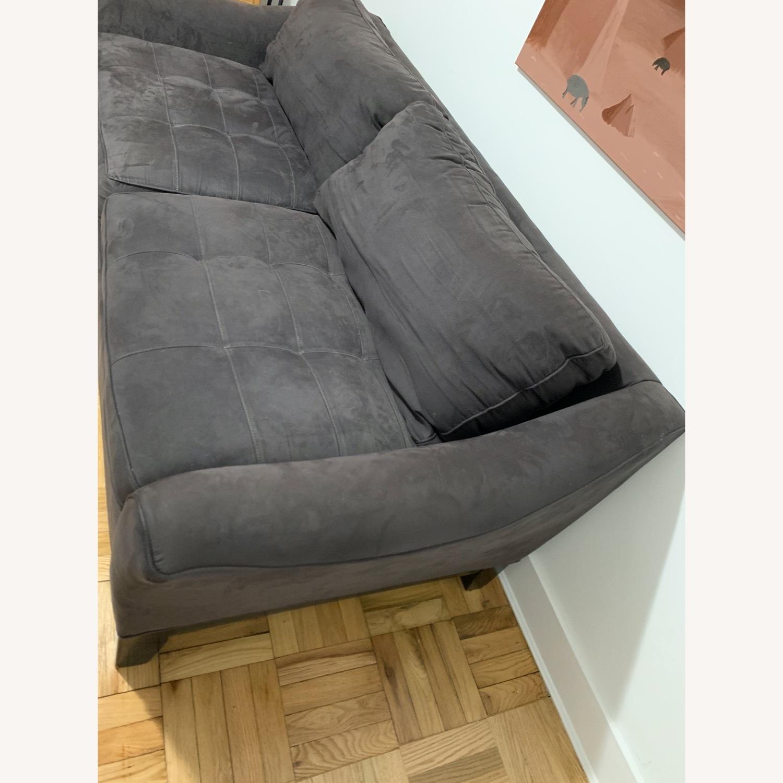 Raymour & Flanigan 2-Seater Sofa - image-1