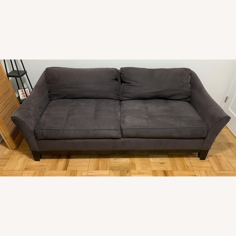 Raymour & Flanigan 2-Seater Sofa - image-0
