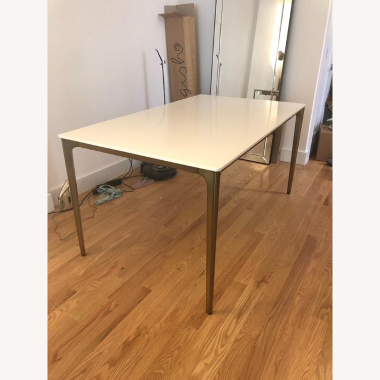 West Elm Canto Quartz Dining Table - image-3