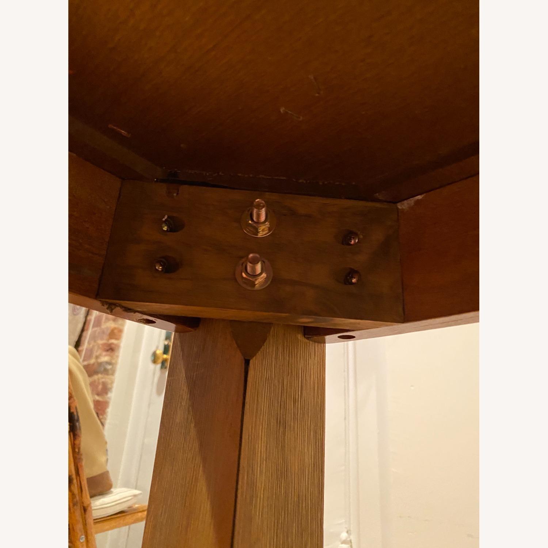Rectangular Wood Dining Table - image-6