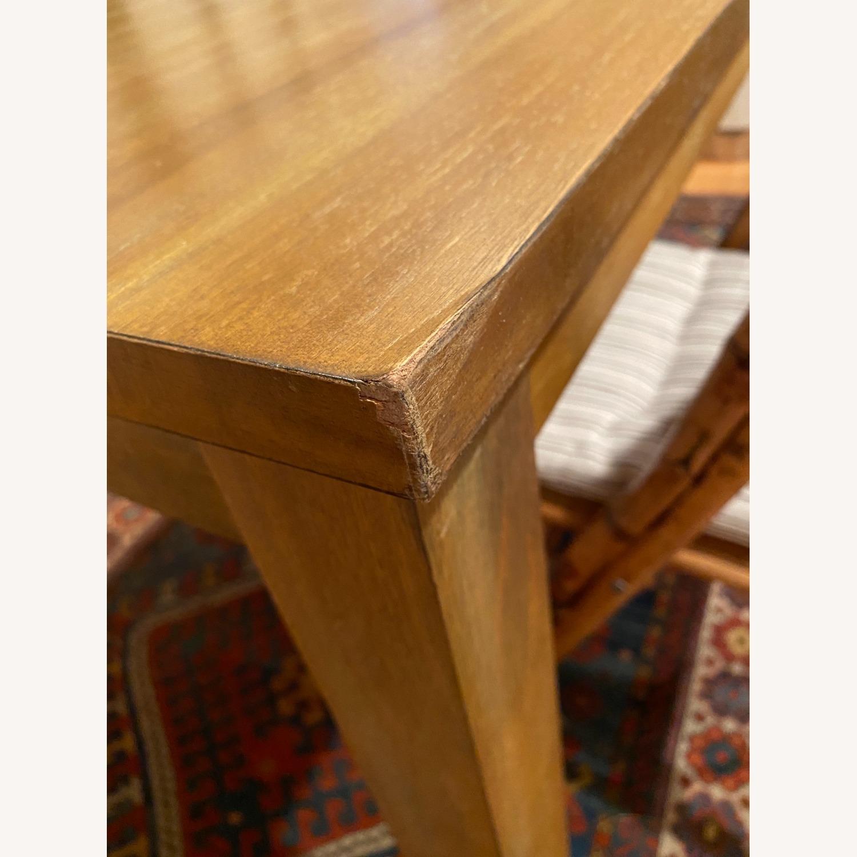 Rectangular Wood Dining Table - image-7