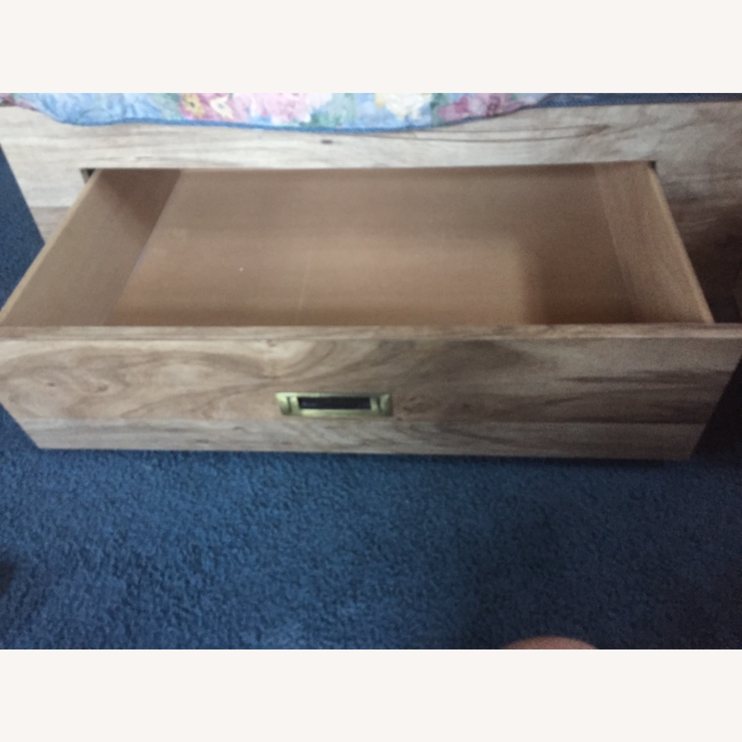 Twin Captain / Platform Bed with 2 Drawers - image-5