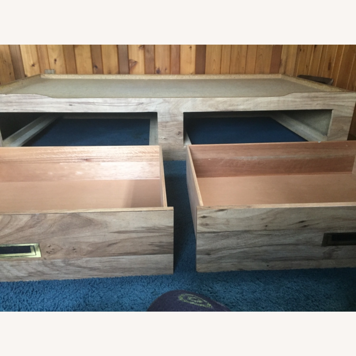 Twin Captain / Platform Bed with 2 Drawers - image-14