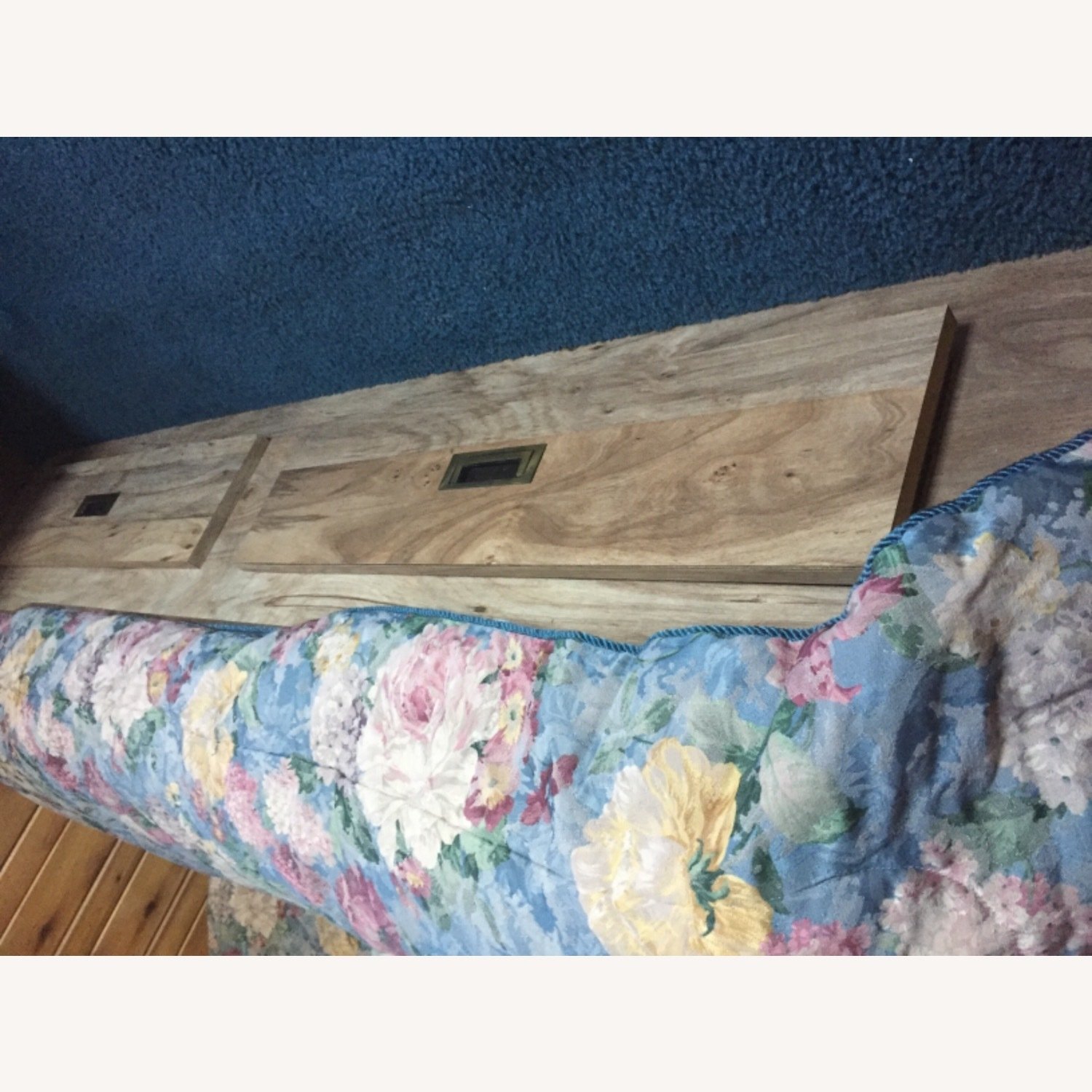 Twin Captain / Platform Bed with 2 Drawers - image-3