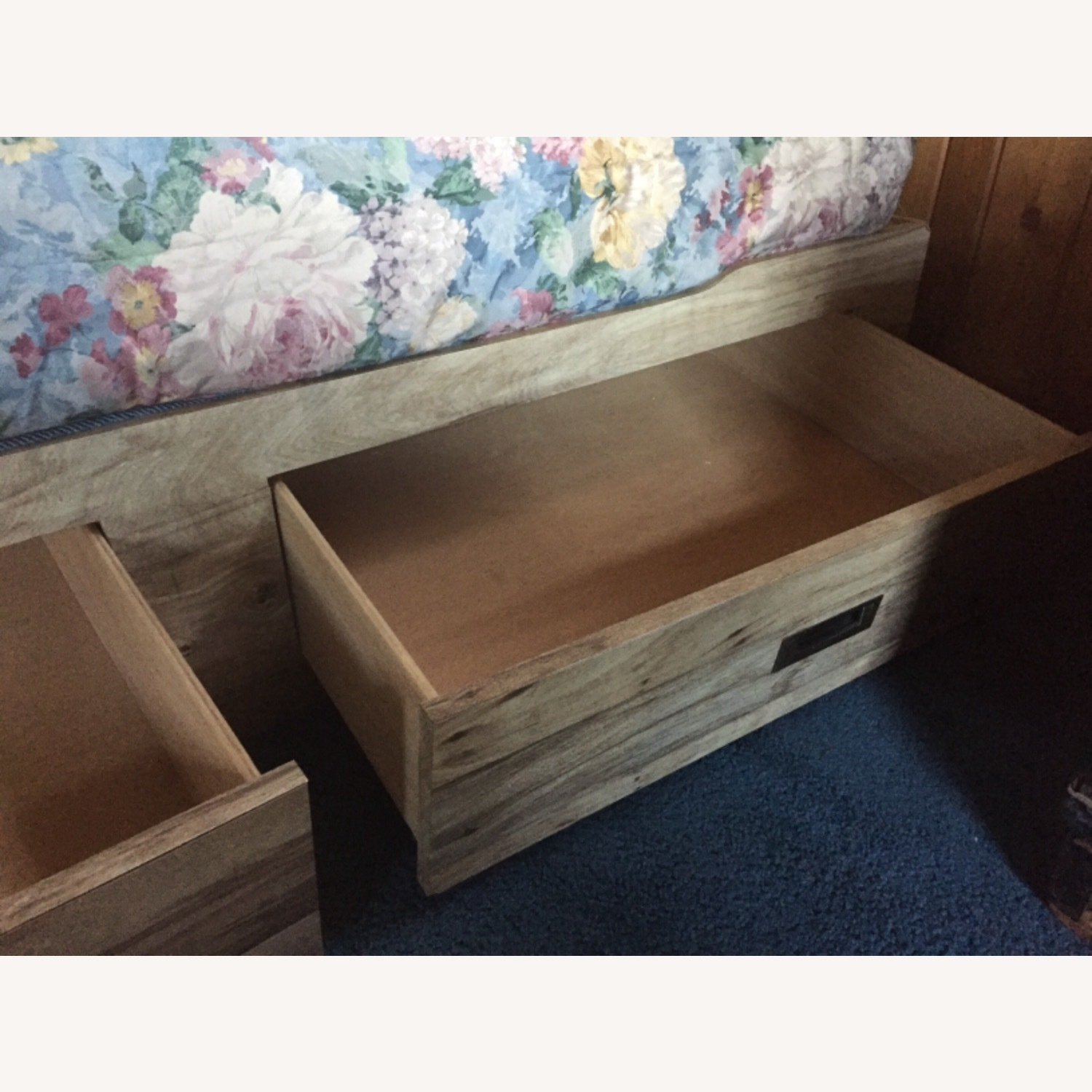 Twin Captain / Platform Bed with 2 Drawers - image-6