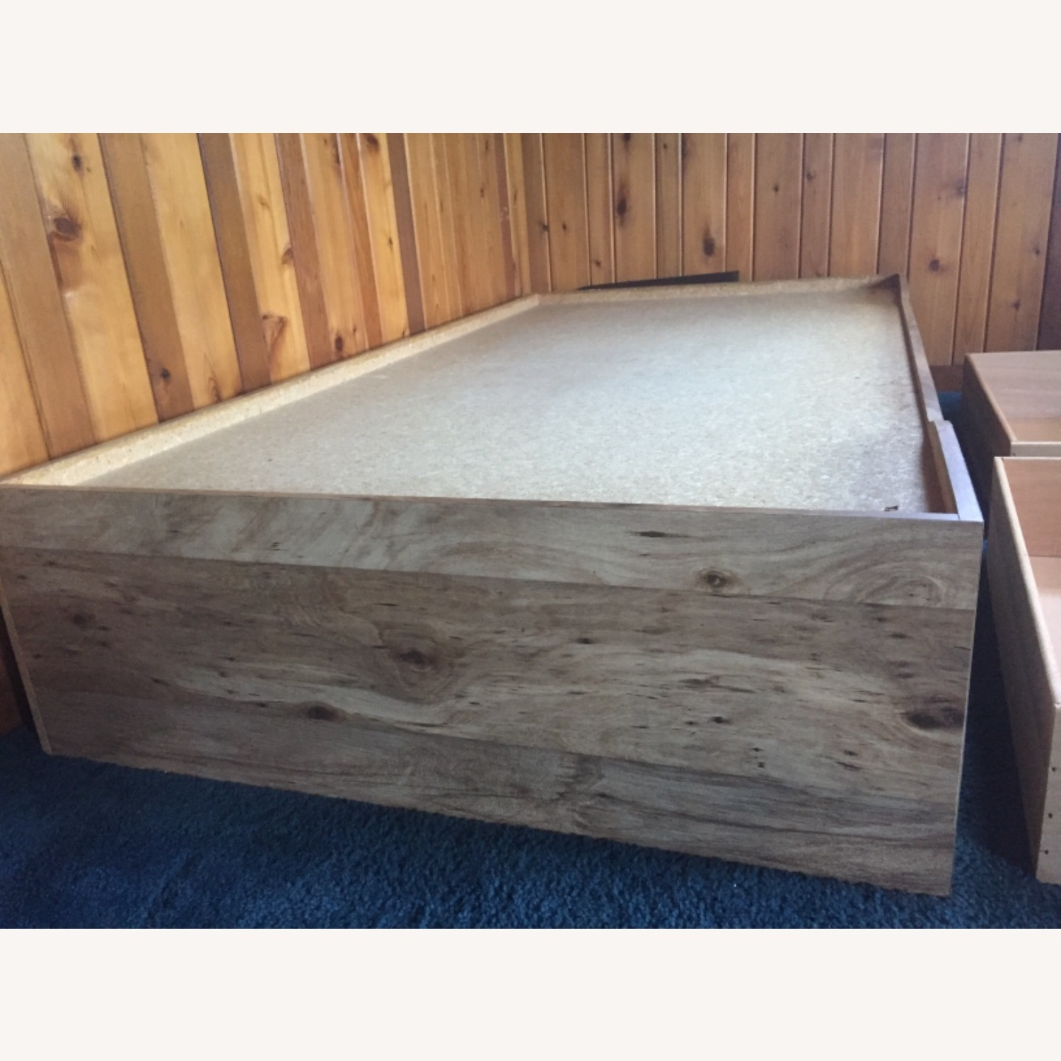 Twin Captain / Platform Bed with 2 Drawers - image-12