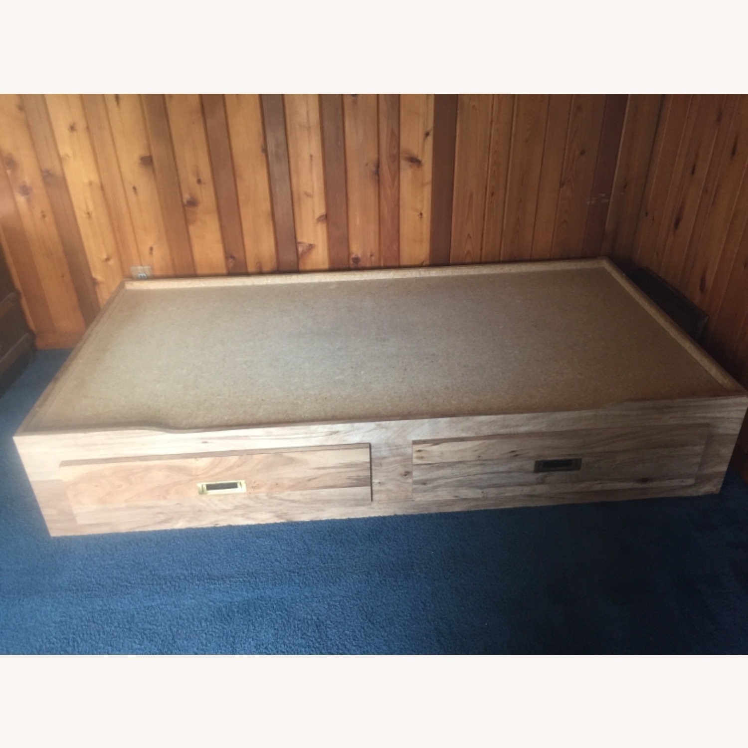 Twin Captain / Platform Bed with 2 Drawers - image-17