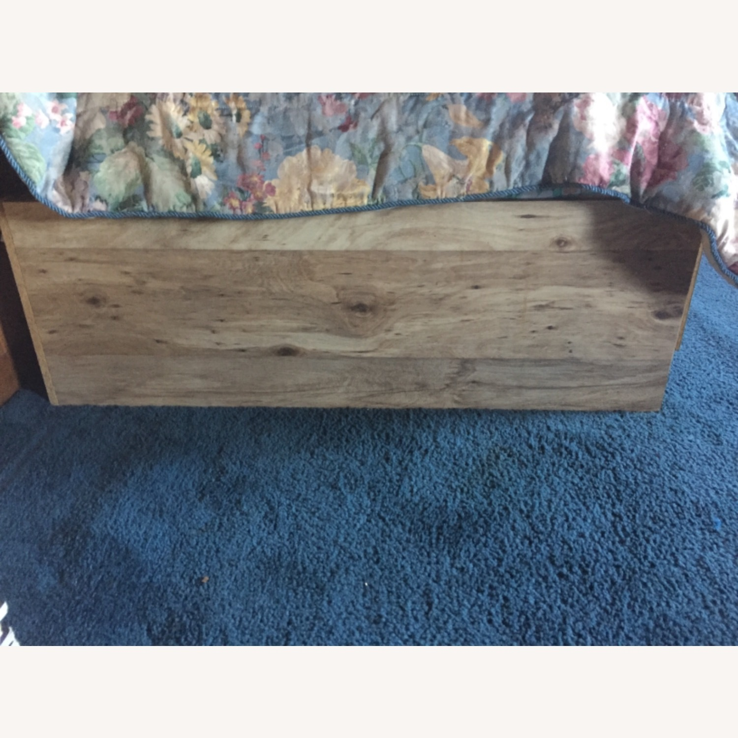 Twin Captain / Platform Bed with 2 Drawers - image-2
