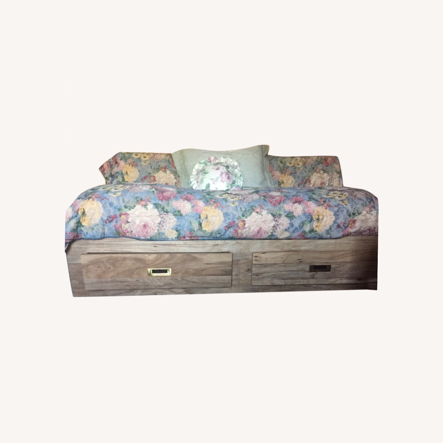 Twin Captain / Platform Bed with 2 Drawers - image-18