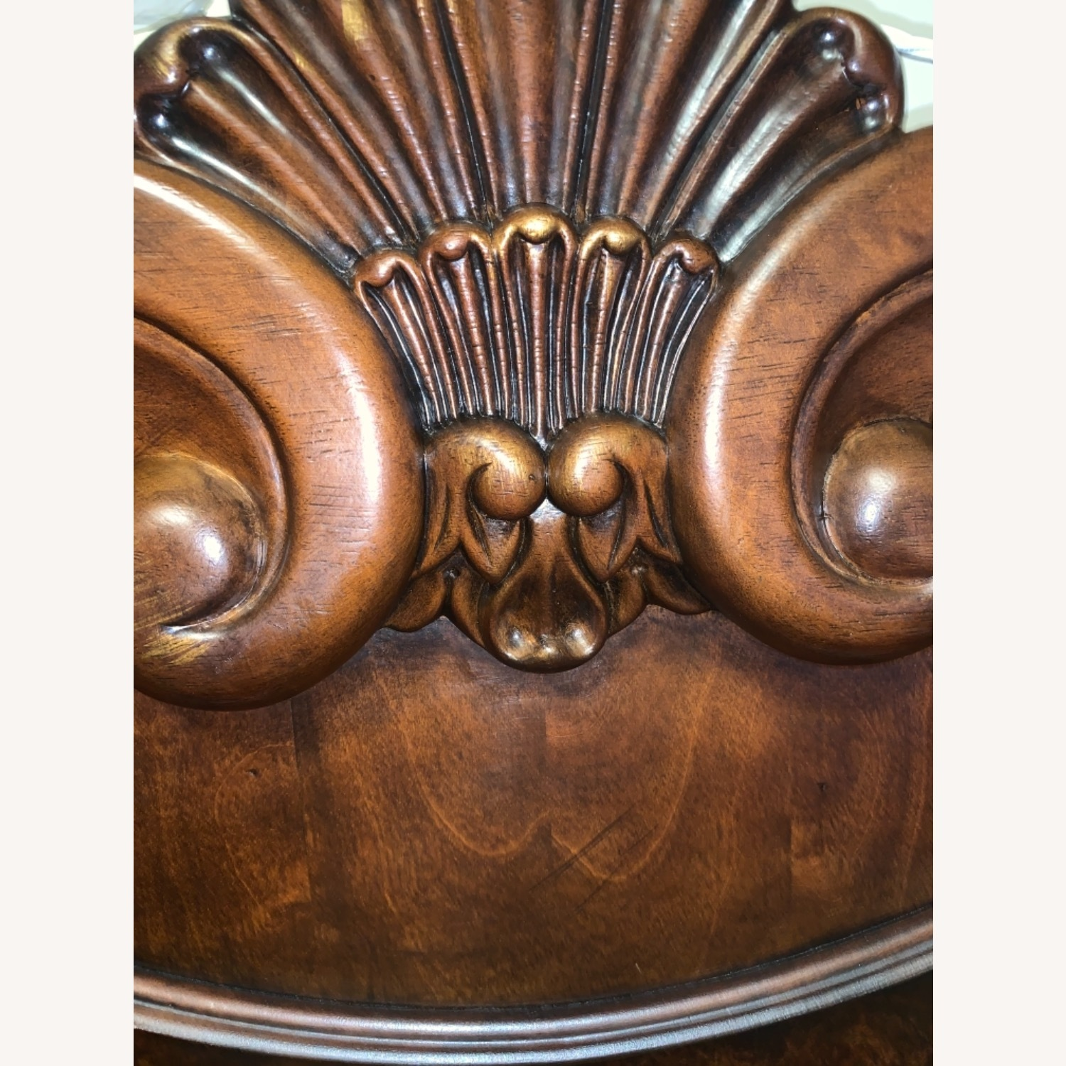 Pan's Labyrinth Cherrywood Canopy Bed - image-4