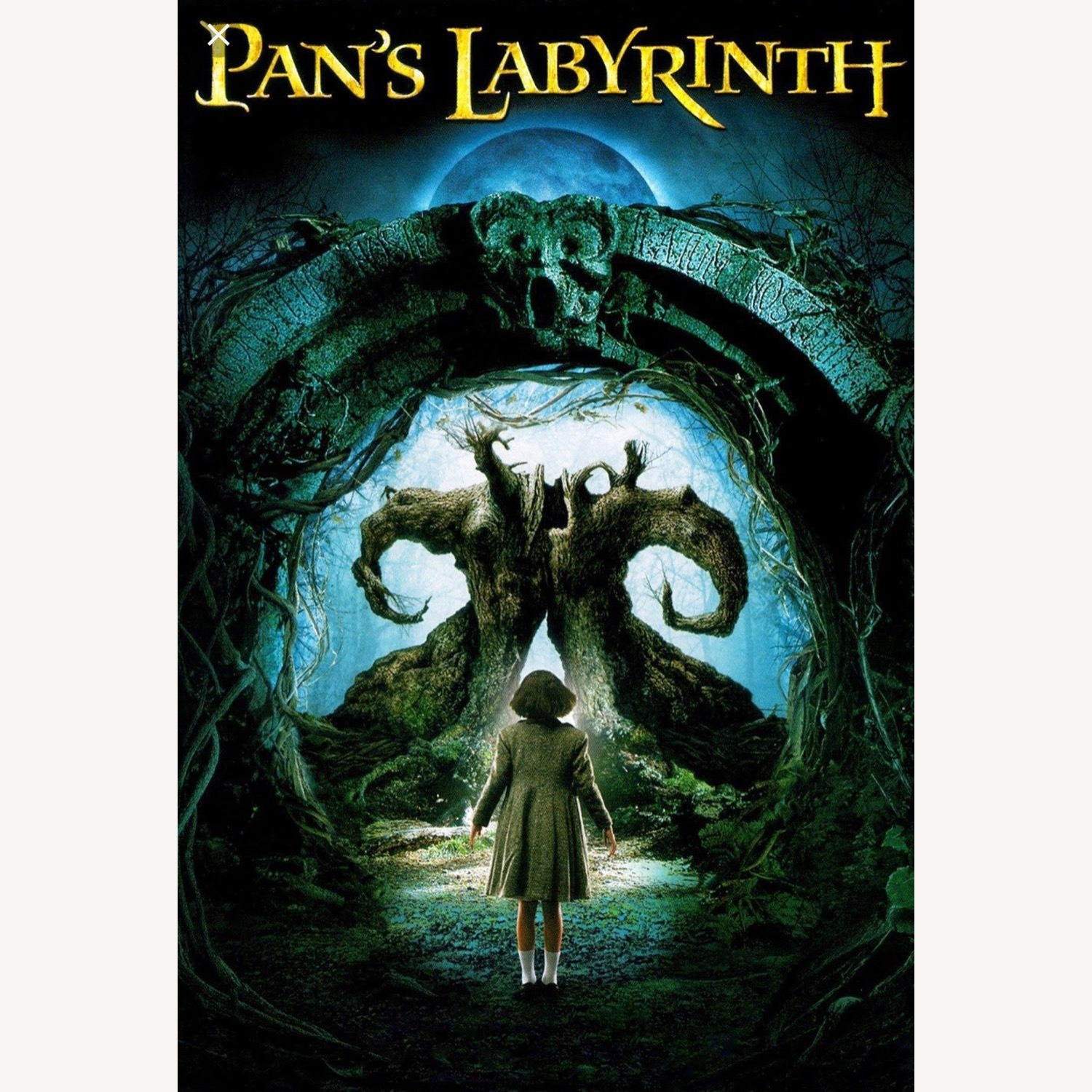 Pan's Labyrinth Cherrywood Canopy Bed - image-7