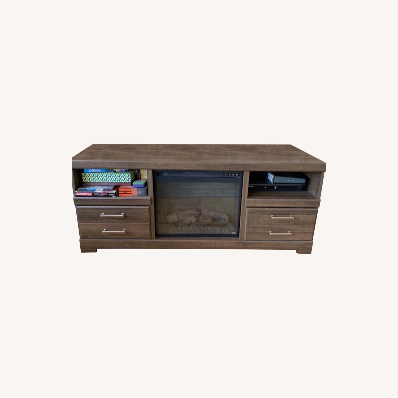 Ashley Furniture Media Console - image-0