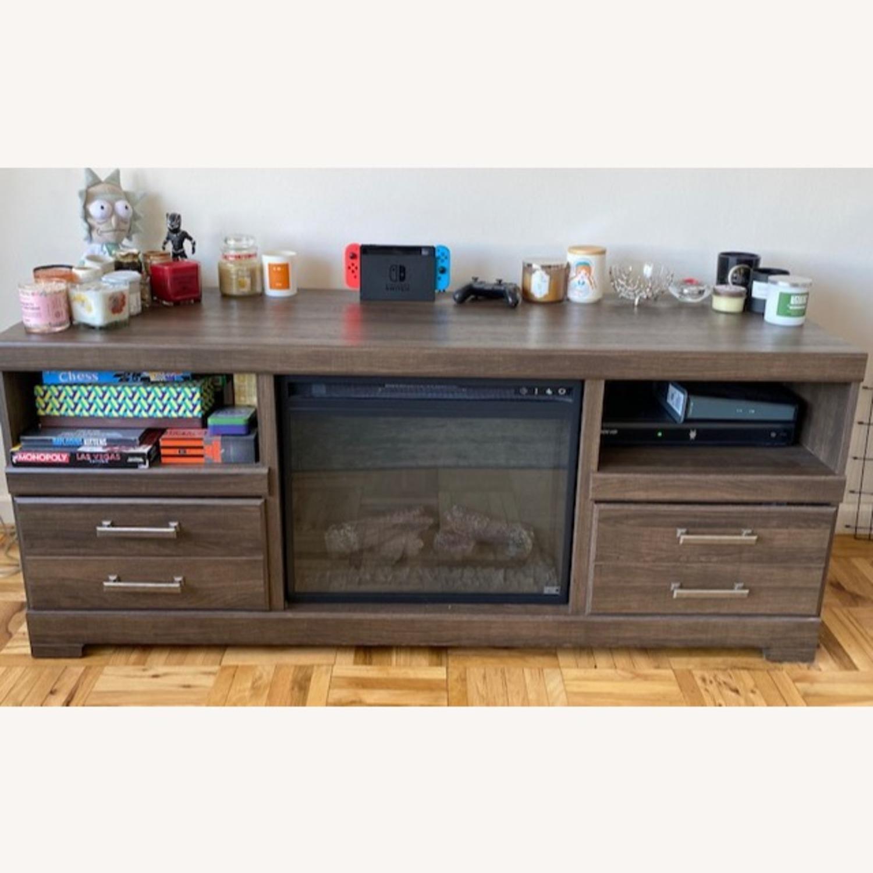 Ashley Furniture Media Console - image-1
