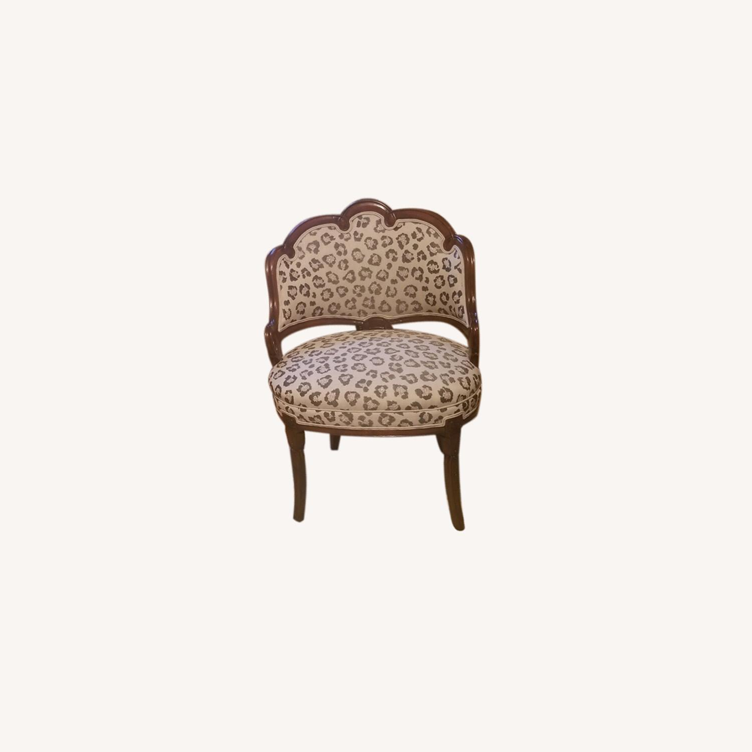 Side Accent Chairs - Antique/Vintage - image-0