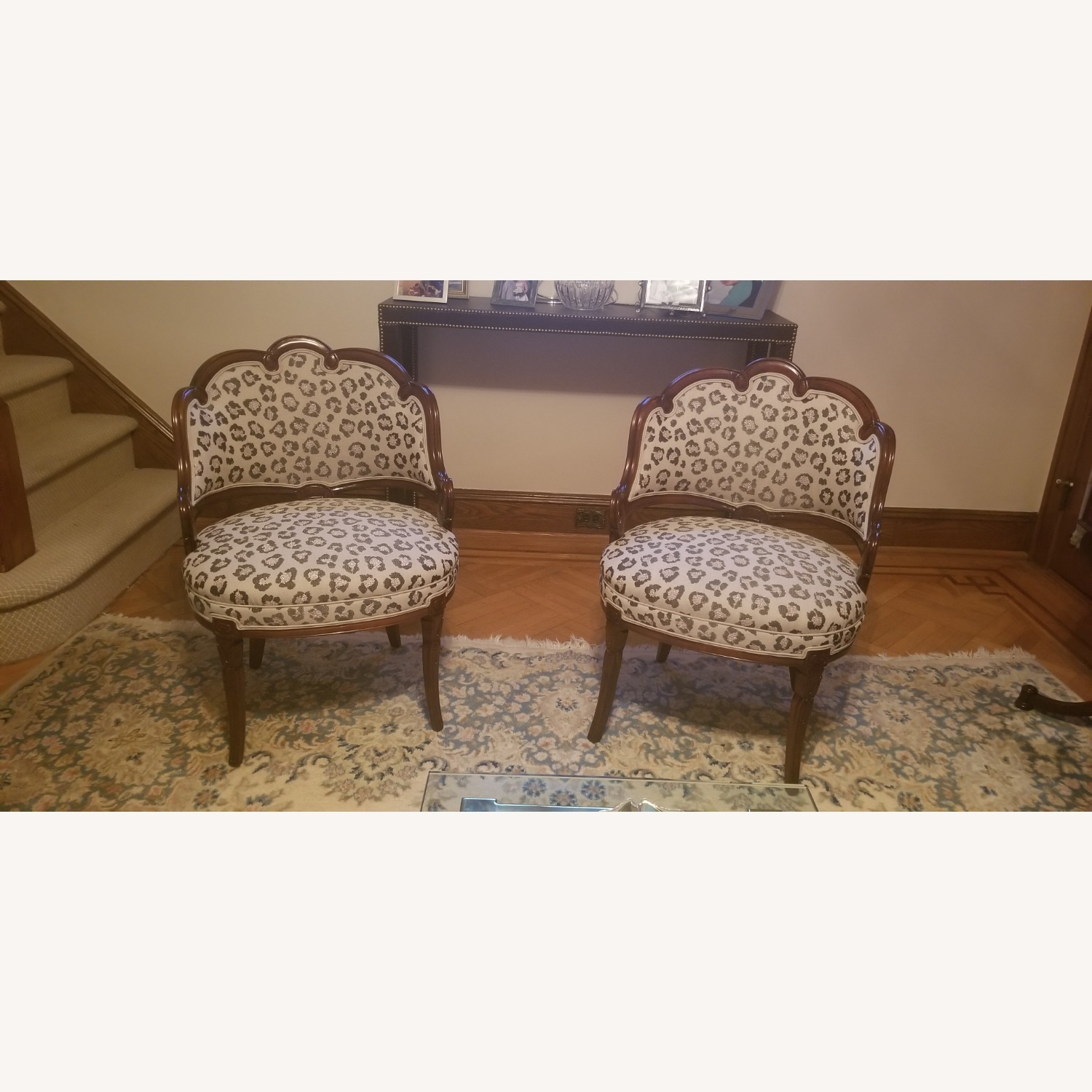 Side Accent Chairs - Antique/Vintage - image-1