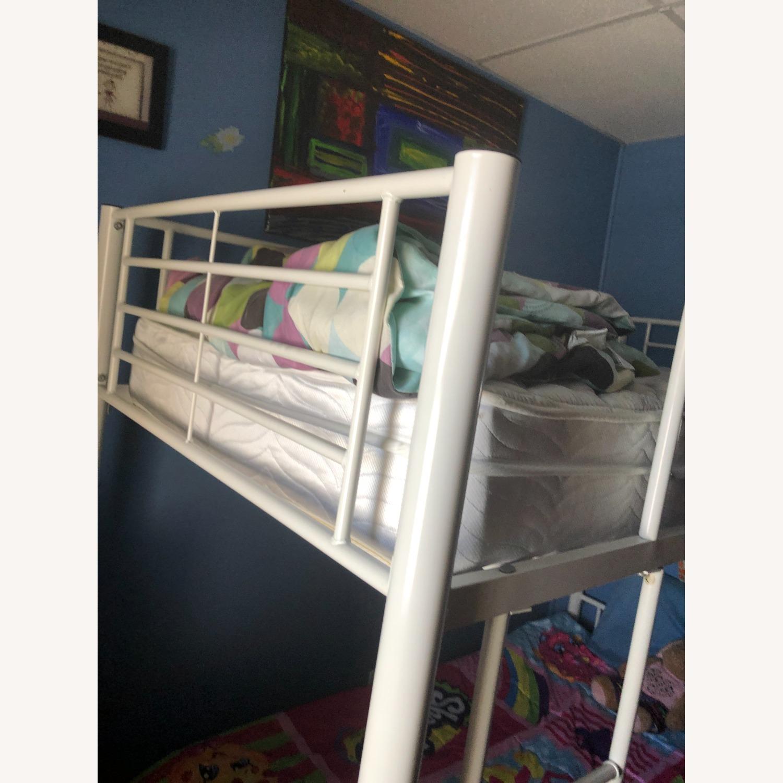 Walker Edison Kids Twin Bunk Beds - image-6