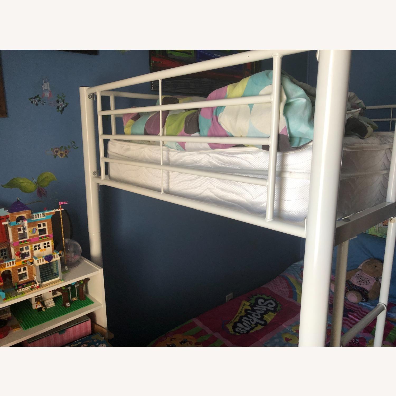 Walker Edison Kids Twin Bunk Beds - image-3