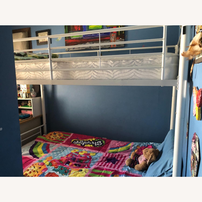 Walker Edison Kids Twin Bunk Beds - image-8